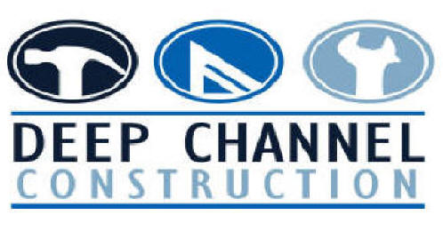 Deep Channel Constuction Logo